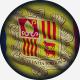 Andorra Flag Background Loop - VideoHive Item for Sale