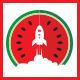 Rocketmelon Logo - GraphicRiver Item for Sale
