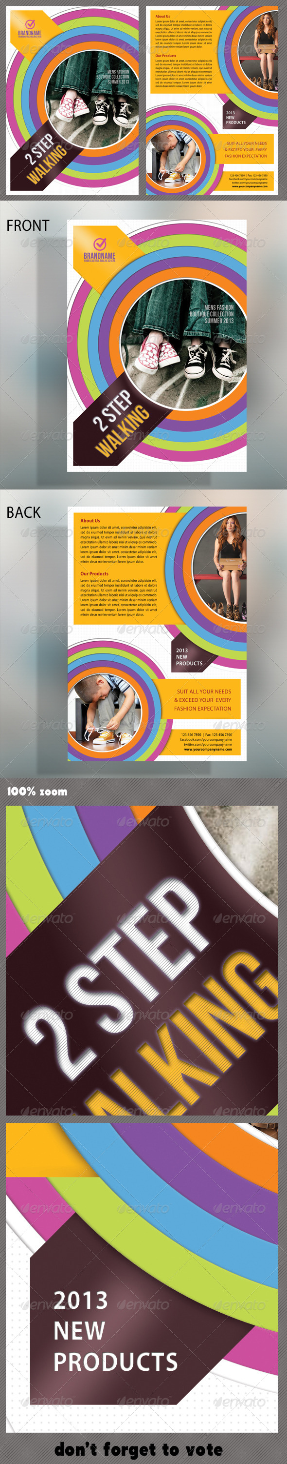 Product Multipurpose Flyer 03 - Commerce Flyers