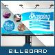 Multipurpose Billboard Template  - GraphicRiver Item for Sale
