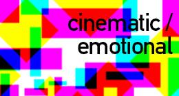 Cinematic/Emotional