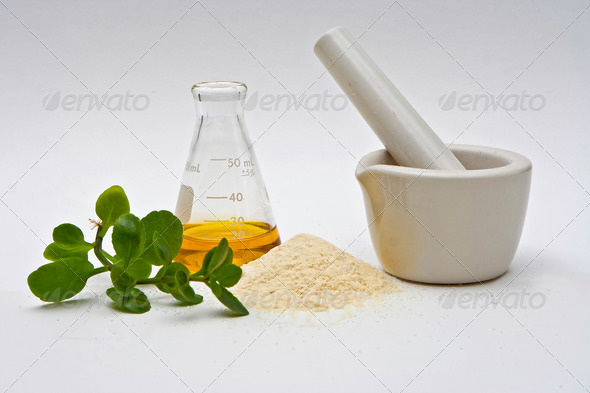 Pure chemistry - Stock Photo - Images