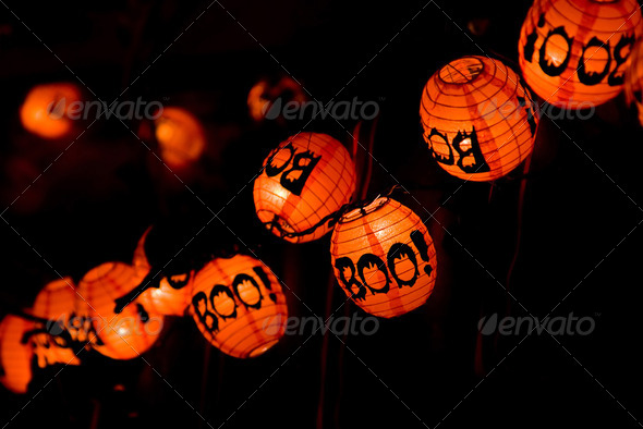 Boo! - Stock Photo - Images