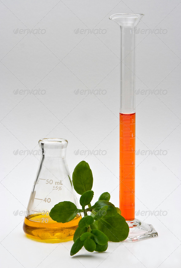 Natural chemistry - Stock Photo - Images