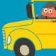 School Bus Driver - GraphicRiver Item for Sale