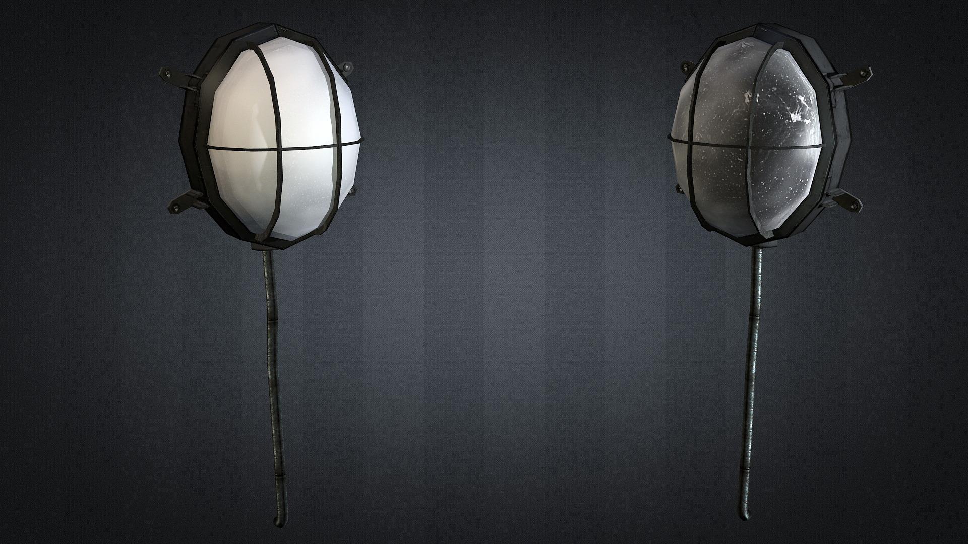 Wall lamp 01