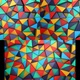 Background of Geometric Shapes - VideoHive Item for Sale
