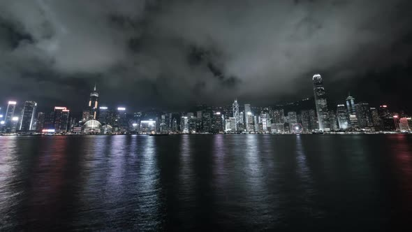 Hong Kong Night City