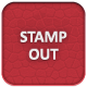 Stamp out Leather, Linen, Rough Wall Background - GraphicRiver Item for Sale
