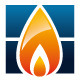 Flame Tech Logo - GraphicRiver Item for Sale
