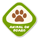 Animal on Board - GraphicRiver Item for Sale