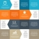 Infographics Design Elements Vector Illustration - GraphicRiver Item for Sale