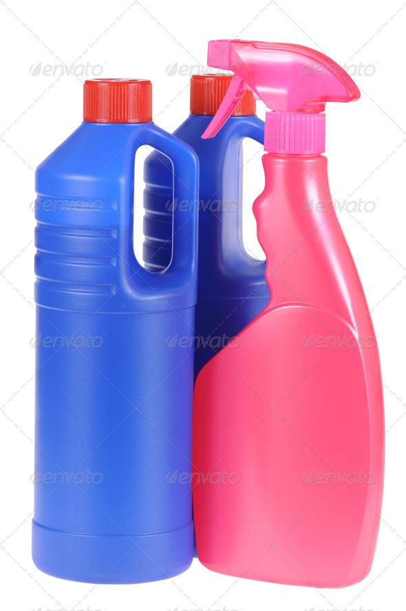 bottles - Stock Photo - Images