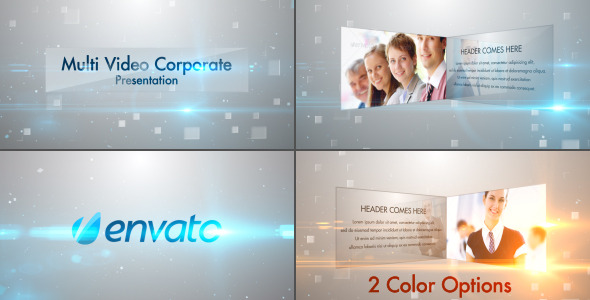 multi video corporate presentationstrokevorkz | videohive, Powerpoint templates
