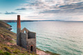 Wheal Coates Tin Mine in Cornwall - PhotoDune Item for Sale