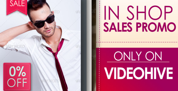 In Shop Sales Promo by jrtorrents | VideoHive