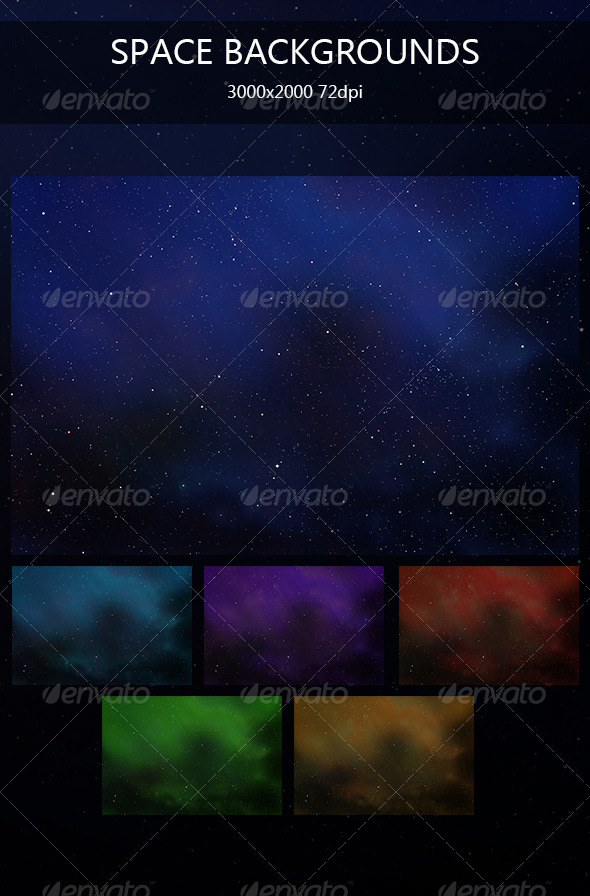 Space backgrounds - Nature Backgrounds