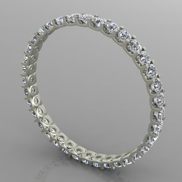 Diamond Ring Creative 026 - 3DOcean Item for Sale