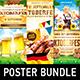 Oktoberfest Festival Poster Bundle - GraphicRiver Item for Sale