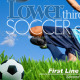 Soccer and Growing Green Grass Lower Third - VideoHive Item for Sale