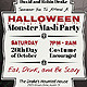 Halloween Monster Mash Party Invitation - GraphicRiver Item for Sale