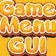Game Menu Gui Part 1 - GraphicRiver Item for Sale