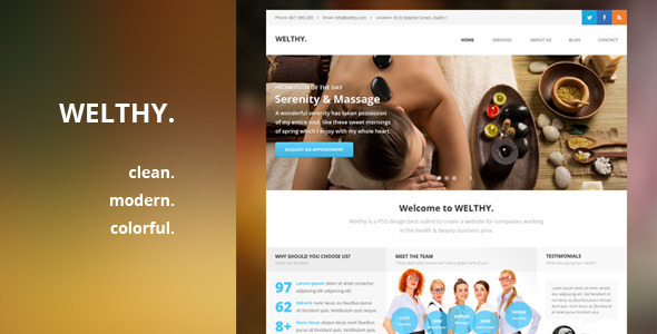 Welthy PSD - Health & Beauty Retail