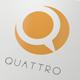 Quattro - Q Letter Logo Template - GraphicRiver Item for Sale