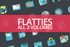 Flatties – The Complete Set