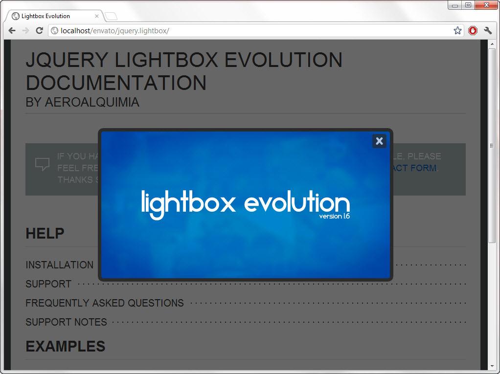 1.jpg ... & jQuery Lightbox Evolution by aeroalquimia | CodeCanyon Aboutintivar.Com