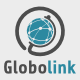 Globo Link Logo  - GraphicRiver Item for Sale