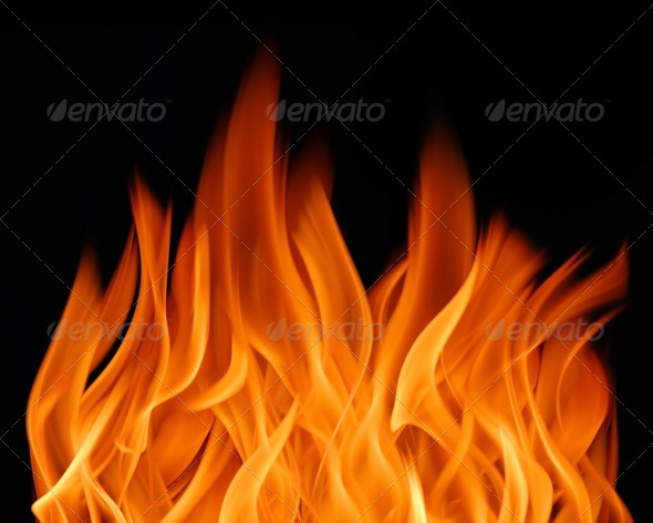 Fire - Stock Photo - Images