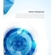 Vector Abstract Gem and Blue Ice - GraphicRiver Item for Sale
