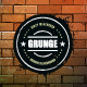 Grunge Circle Banner - GraphicRiver Item for Sale