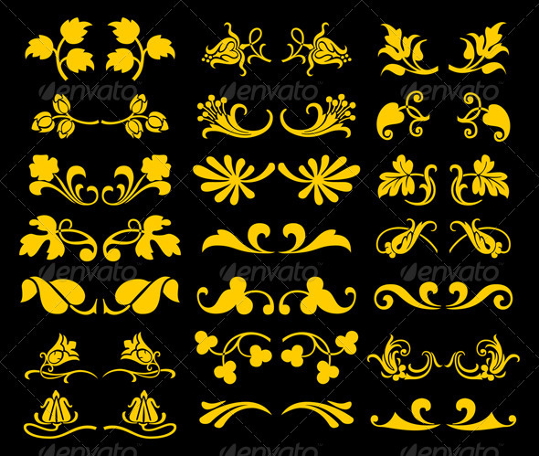 Ornament - Patterns Decorative