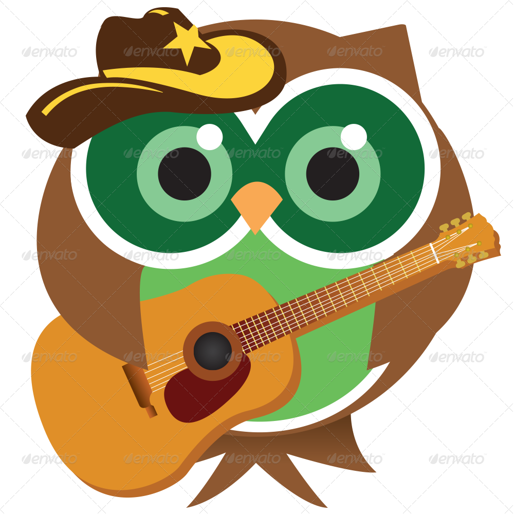 15 personality owls by kdyer87 graphicriver rh graphicriver net Choir Singing Clip Art Swirling Leaves Clip Art