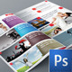 Photoshop Magazine Template Vol.4 - GraphicRiver Item for Sale