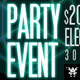 Party Promotion Banners - GraphicRiver Item for Sale