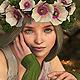 White Poppy Girl - GraphicRiver Item for Sale