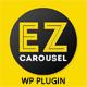 EZ Carousel - Modern Wordpress Carousel Slider - CodeCanyon Item for Sale