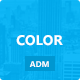 Color life - Premium Admin Template Nulled