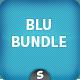 Blu PowerPoint Bundle - GraphicRiver Item for Sale
