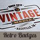 10 Retro Signs or Badges v.2 - GraphicRiver Item for Sale