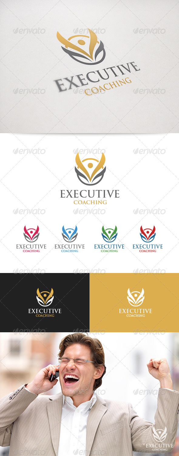 Executive Coaching By Disenggolmodot Graphicriver