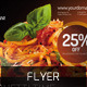 Flyer For Restaurant - GraphicRiver Item for Sale