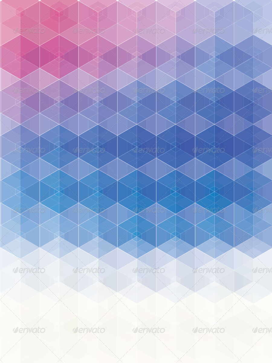 7 Geometric Vector Backgrounds By Helga Wigandt Graphicriver