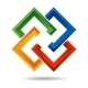 Fusion Tech Logo - GraphicRiver Item for Sale