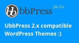 bbPress Compatible Themes