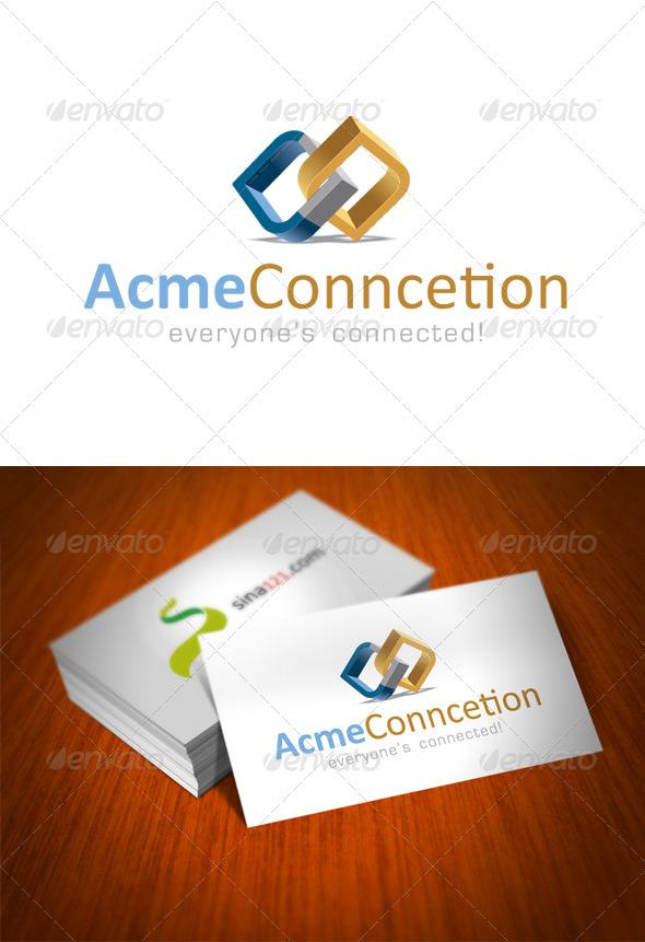 Link Logo - Logo Templates