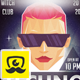 Techno Monday Party Flyer - GraphicRiver Item for Sale